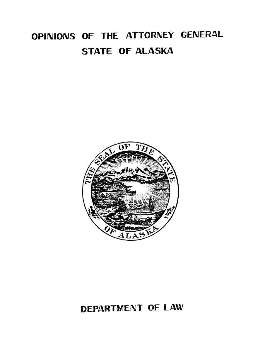 handle is hein.sag/sagak1964 and id is 1 raw text is: OPINIONS OF THE ATTORNEY GENERAL