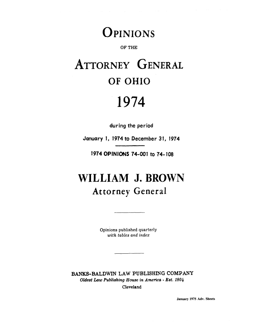 handle is hein.sag/sagoh0002 and id is 1 raw text is: OPINIONS