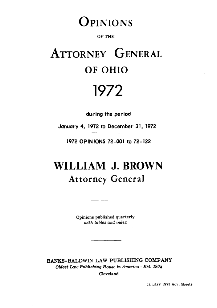 handle is hein.sag/sagoh0055 and id is 1 raw text is: OPINIONS