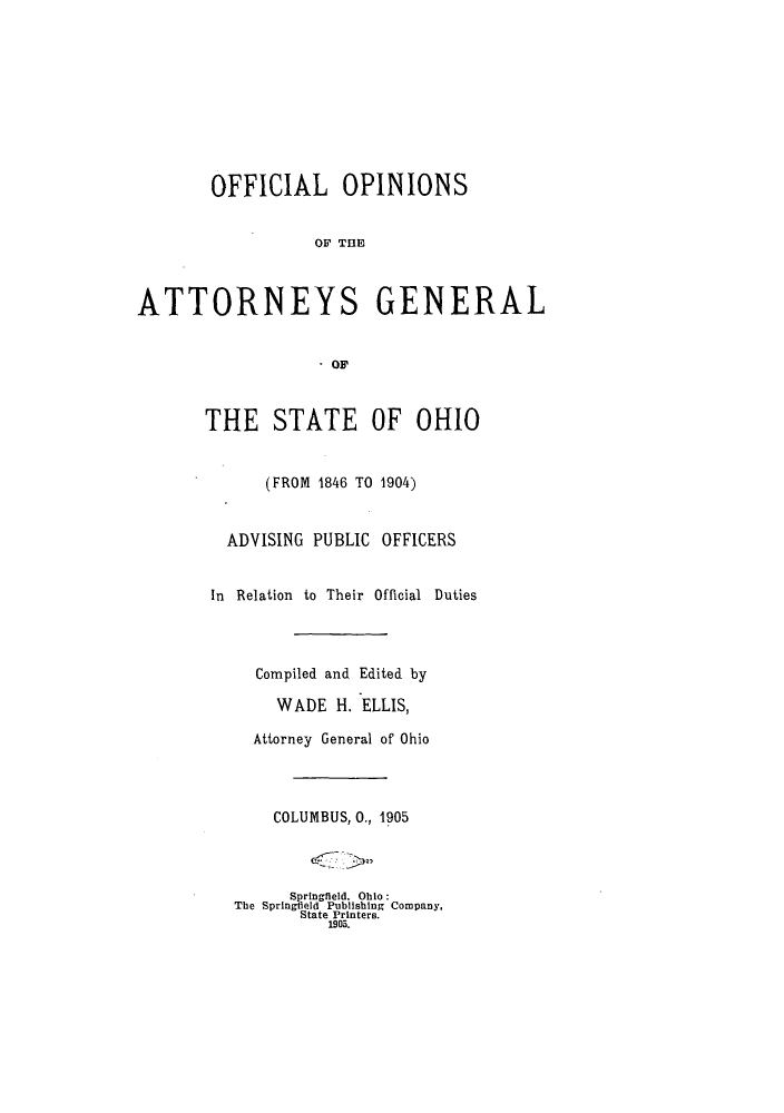 handle is hein.sag/sagoh0067 and id is 1 raw text is: OFFICIAL OPINIONS