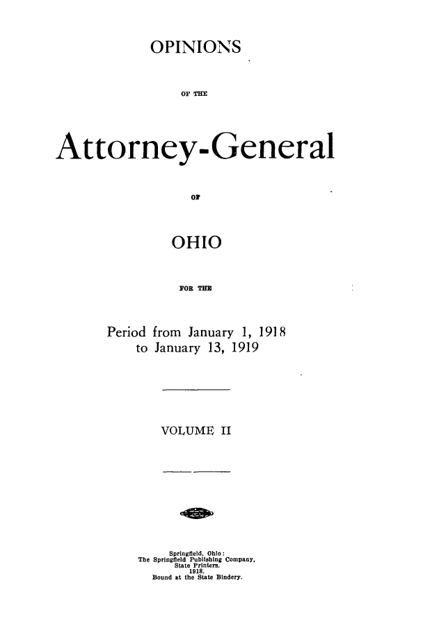 handle is hein.sag/sagoh0094 and id is 1 raw text is: OPINIONS