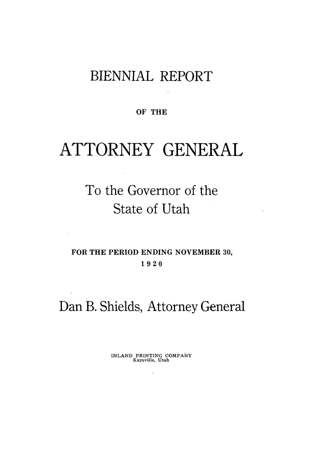 handle is hein.sag/sagut0033 and id is 1 raw text is: BIENNIAL REPORT