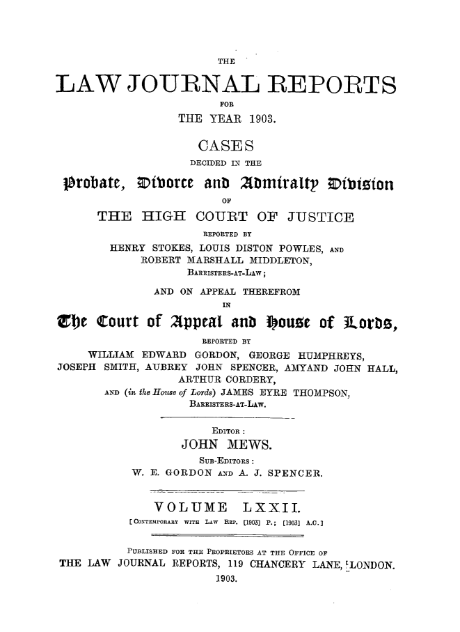 handle is hein.selden/lawjrnl0004 and id is 1 raw text is: 