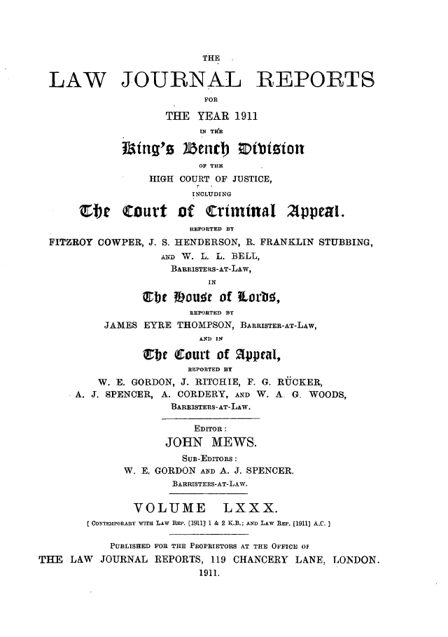 handle is hein.selden/lawjrnl0034 and id is 1 raw text is: 