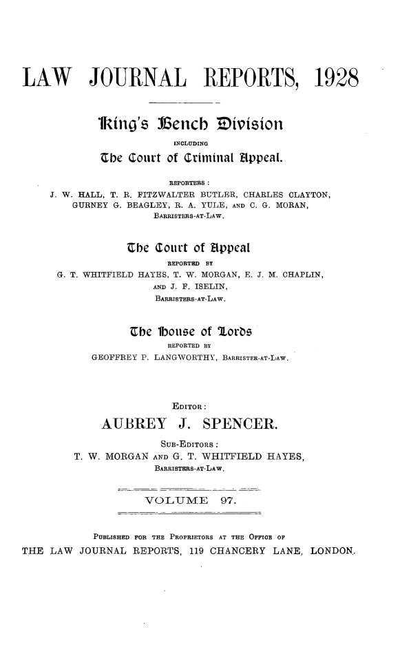 handle is hein.selden/lawjrnl0105 and id is 1 raw text is: 