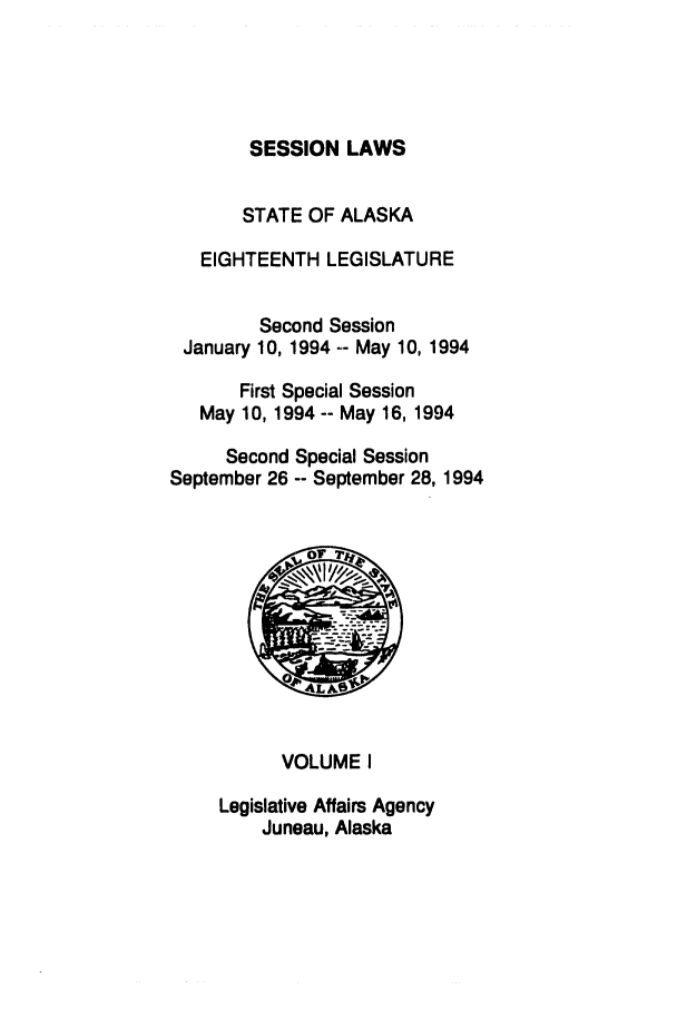 handle is hein.ssl/ssak0036 and id is 1 raw text is: SESSION LAWS