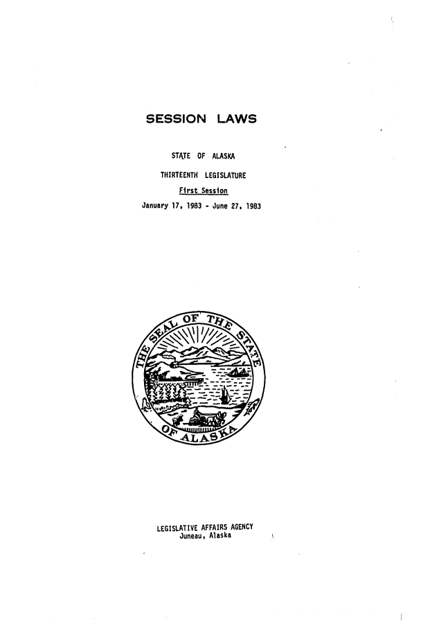 handle is hein.ssl/ssak0053 and id is 1 raw text is: SESSION LAWS