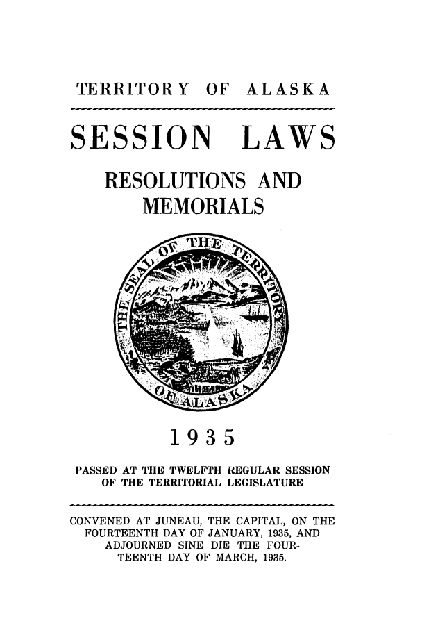 handle is hein.ssl/ssak0068 and id is 1 raw text is: TERRITOR Y OF