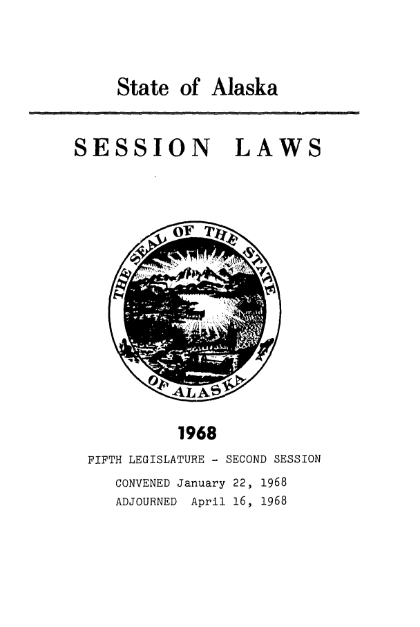 handle is hein.ssl/ssak0091 and id is 1 raw text is: State of Alaska