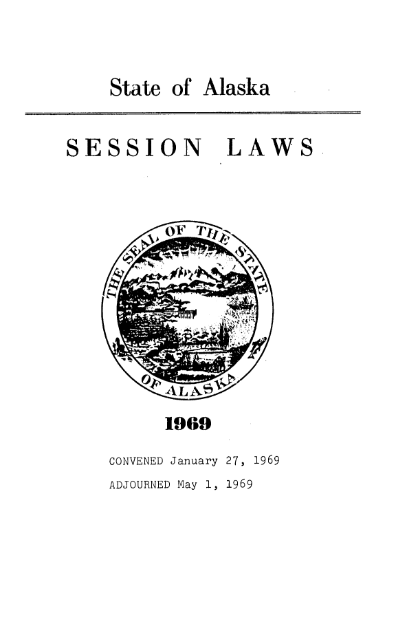 handle is hein.ssl/ssak0092 and id is 1 raw text is: State of Alaska
