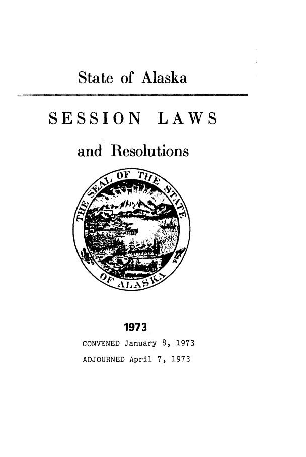 handle is hein.ssl/ssak0096 and id is 1 raw text is: State of Alaska
