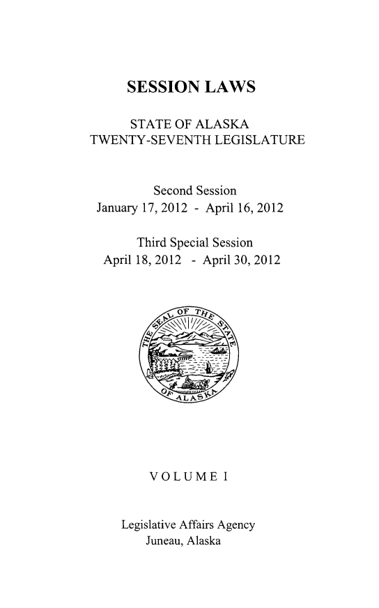 handle is hein.ssl/ssak0109 and id is 1 raw text is: SESSION LAWS