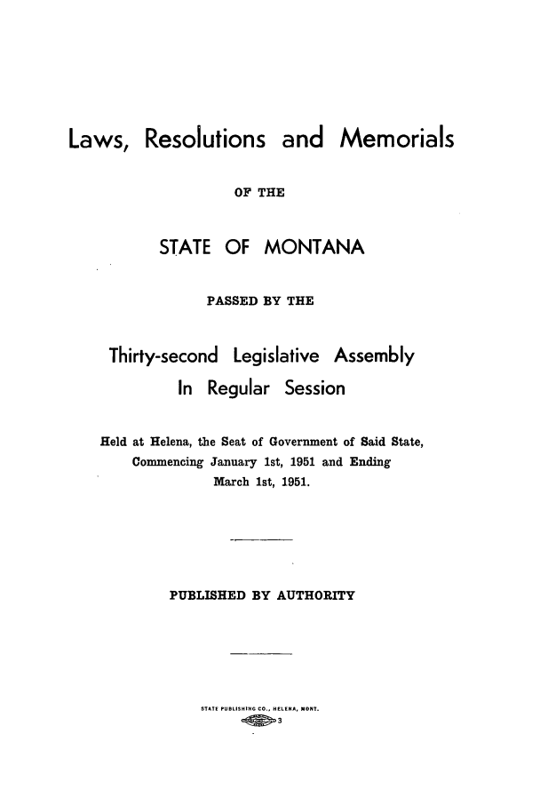 handle is hein.ssl/ssmt0055 and id is 1 raw text is: Laws, Resolutions and Memorials