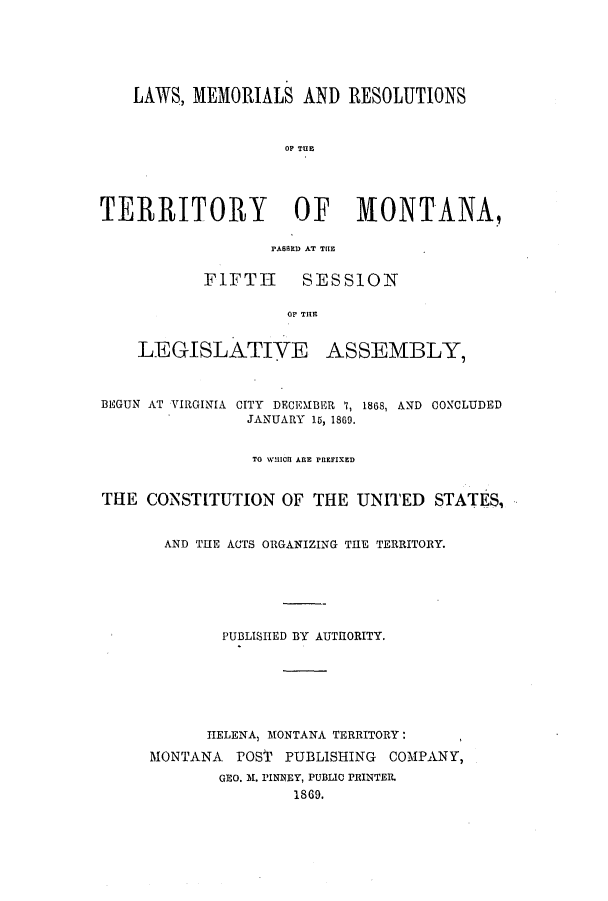 handle is hein.ssl/ssmt0086 and id is 1 raw text is: LAWS, MEMORIALS AND RESOLUTIONS
