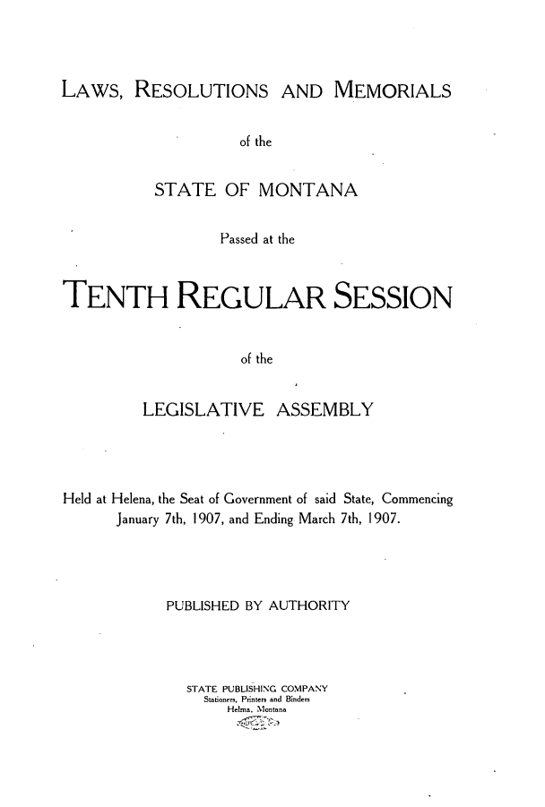 handle is hein.ssl/ssmt0108 and id is 1 raw text is: LAWS, RESOLUTIONS AND MEMORIALS