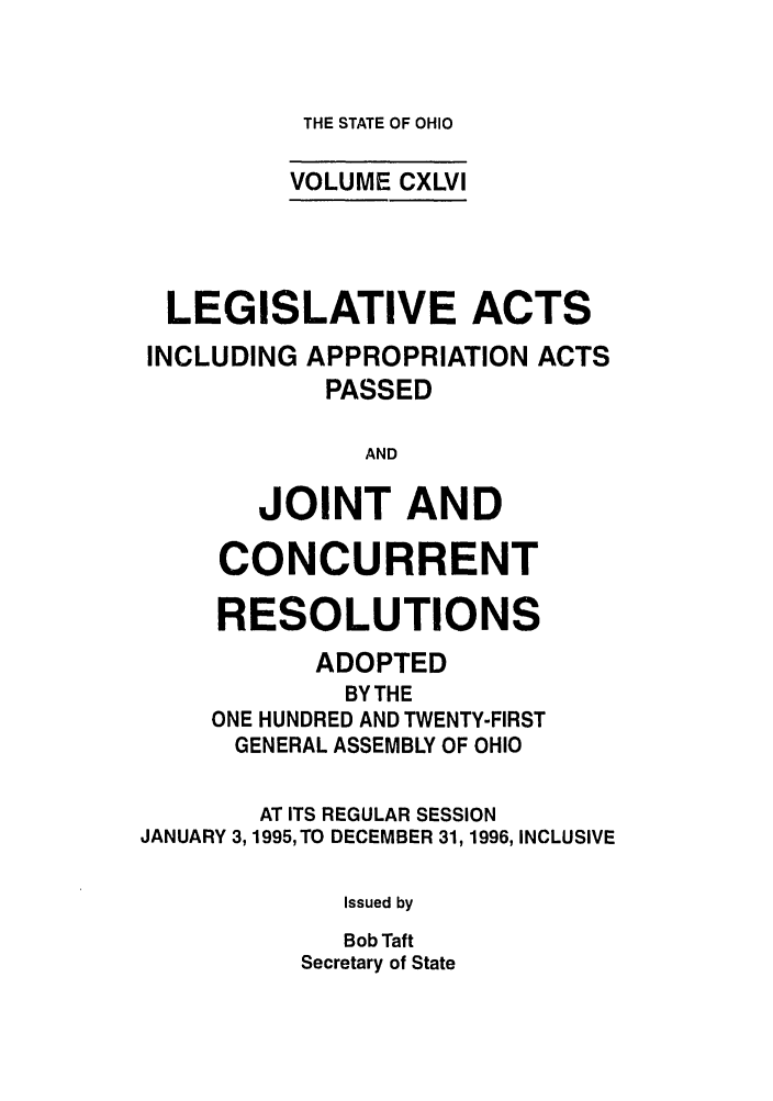 handle is hein.ssl/ssoh0021 and id is 1 raw text is: THE STATE OF OHIO
