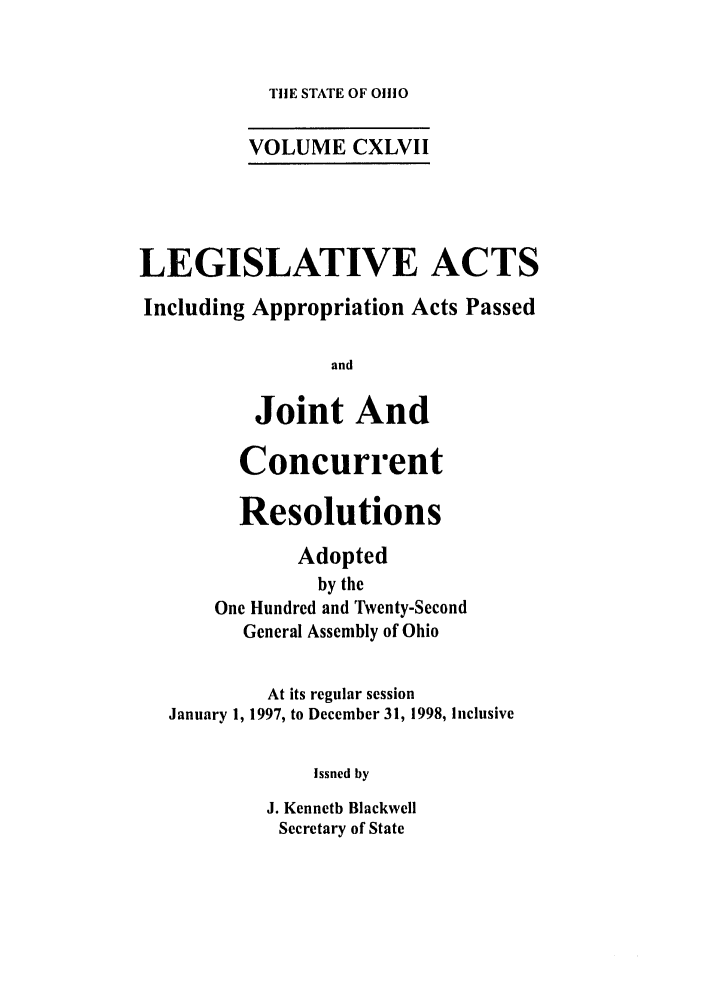handle is hein.ssl/ssoh0027 and id is 1 raw text is: TIlE STATE OF 01110