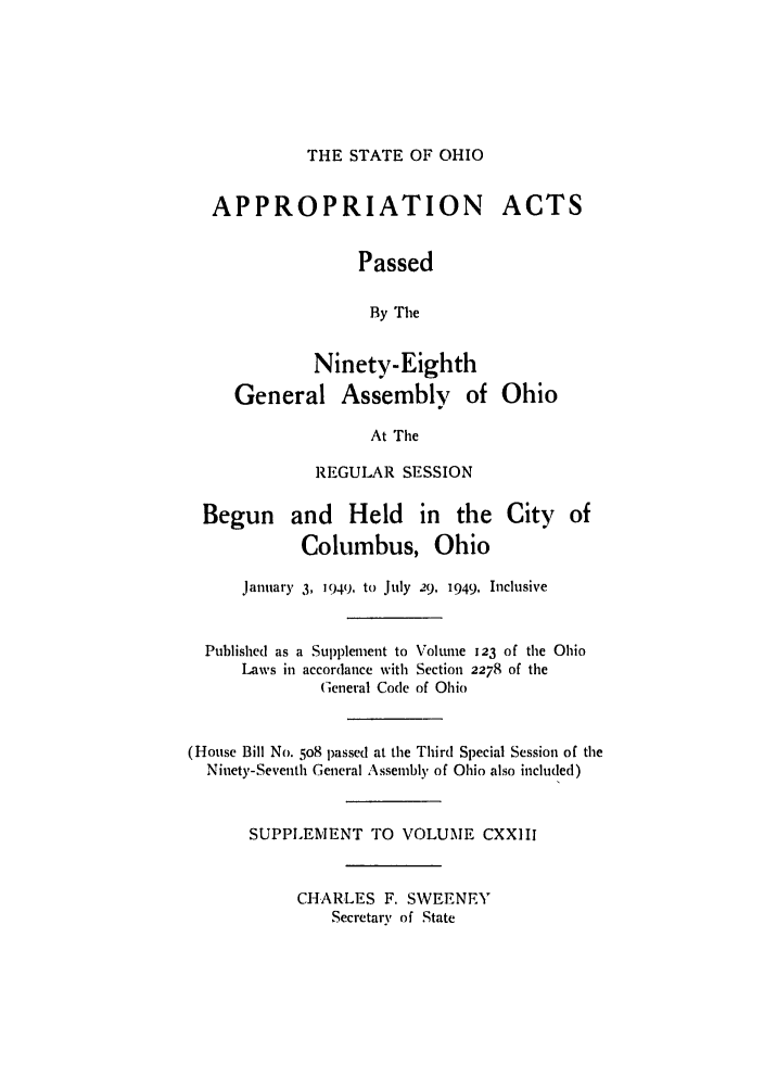 handle is hein.ssl/ssoh0060 and id is 1 raw text is: THE STATE OF OHIO