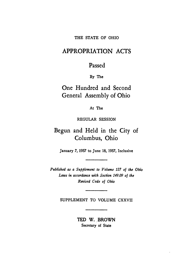 handle is hein.ssl/ssoh0068 and id is 1 raw text is: THE STATE OF OHIO