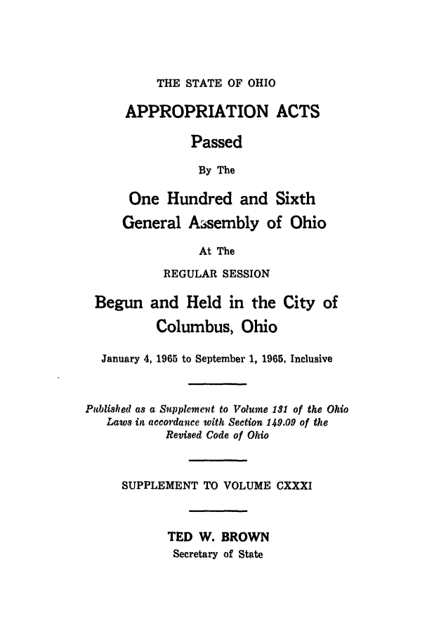 handle is hein.ssl/ssoh0078 and id is 1 raw text is: THE STATE OF OHIO
