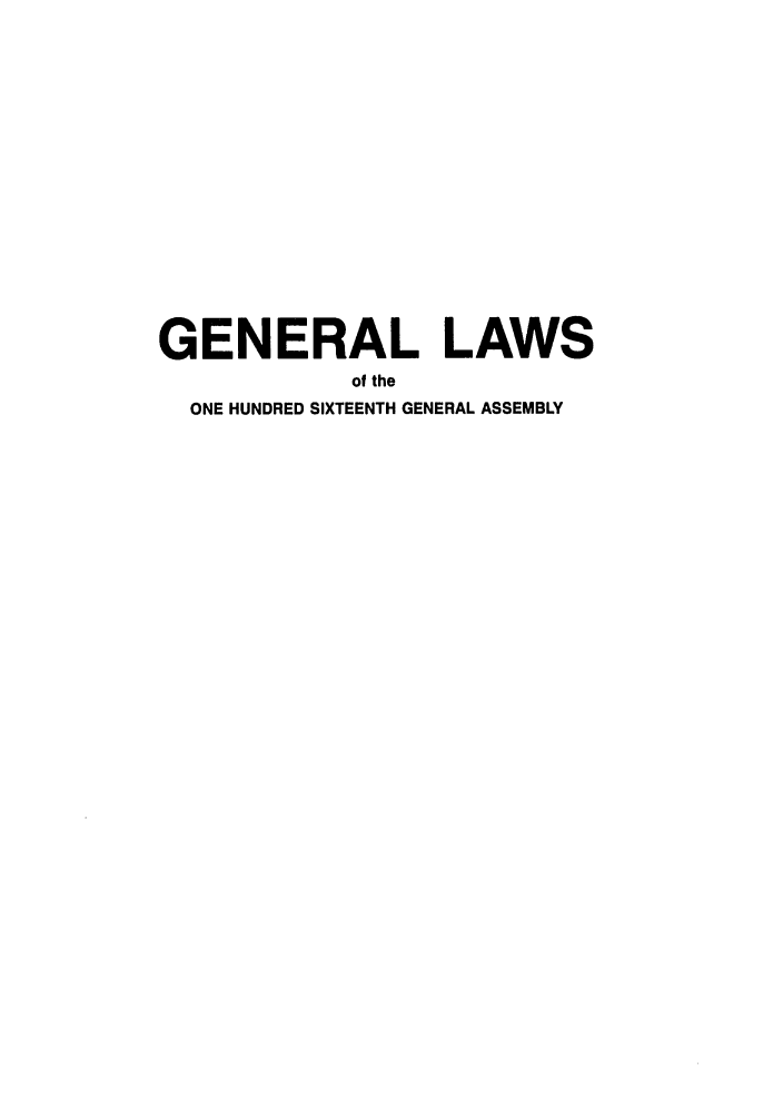 handle is hein.ssl/ssoh0102 and id is 1 raw text is: GENERAL LAWS