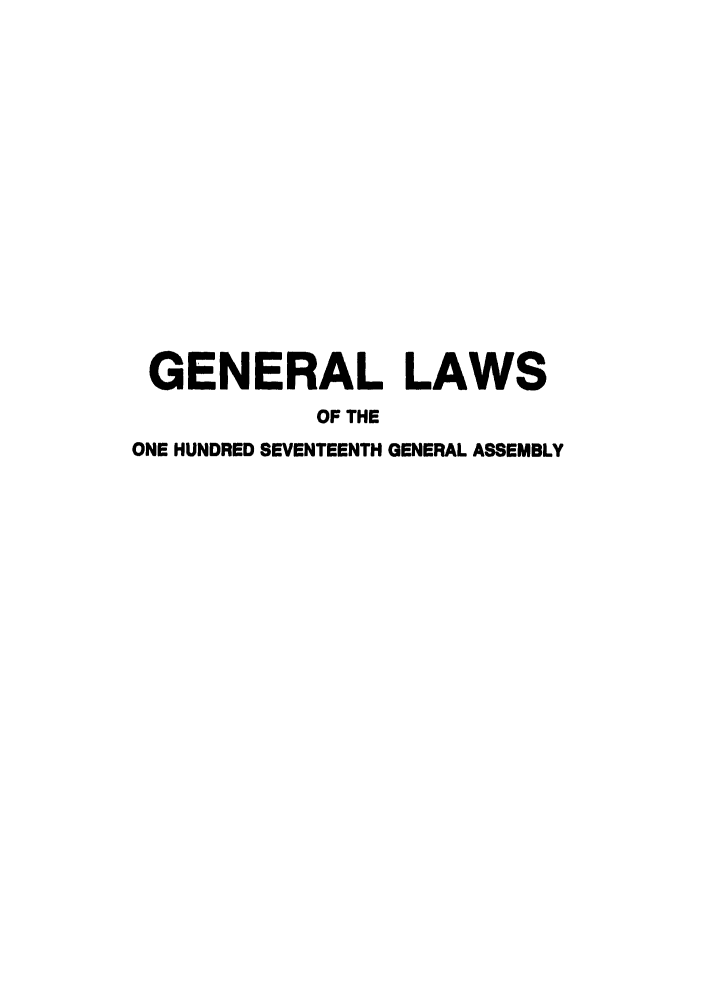 handle is hein.ssl/ssoh0105 and id is 1 raw text is: GENERAL LAWS