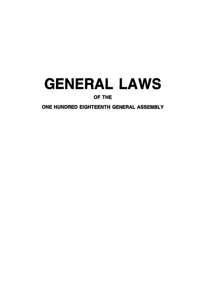 handle is hein.ssl/ssoh0108 and id is 1 raw text is: GENERAL LAWS
