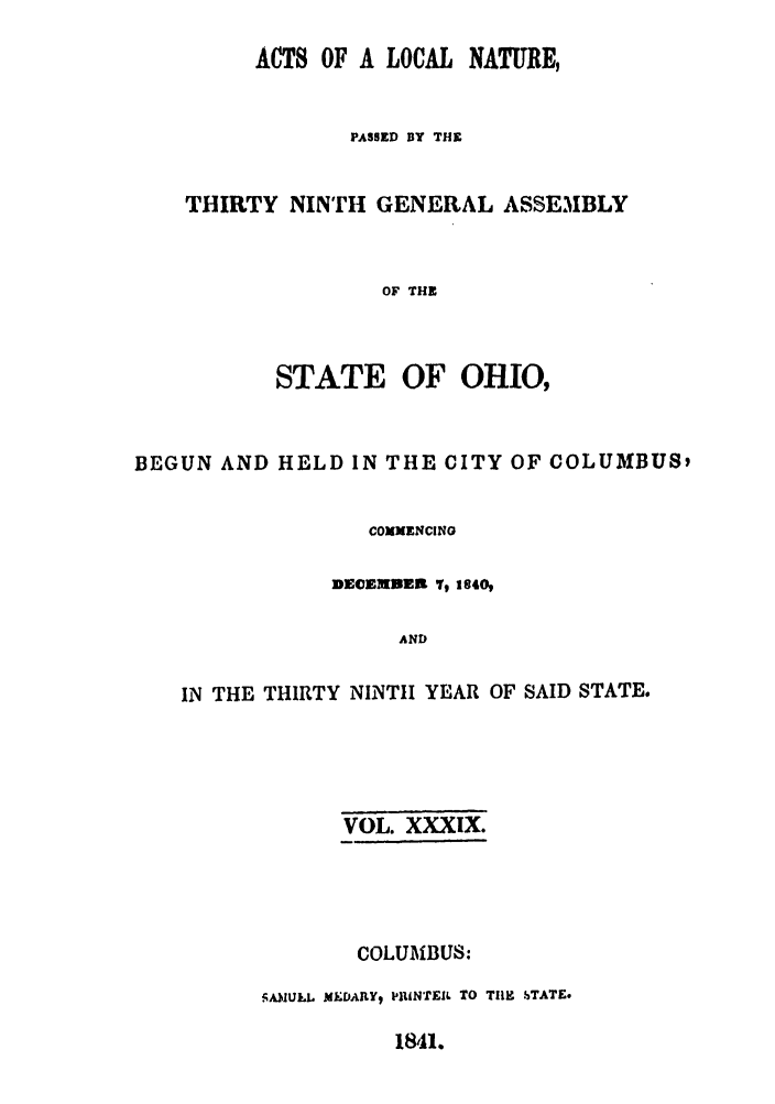 handle is hein.ssl/ssoh0171 and id is 1 raw text is: ACTS OF A LOCAL NATURE,