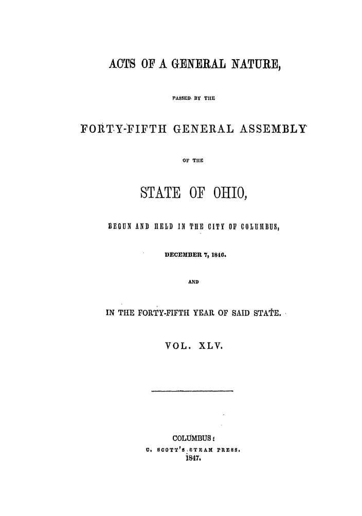 handle is hein.ssl/ssoh0183 and id is 1 raw text is: ACTS OF A GENERAL NATURE,