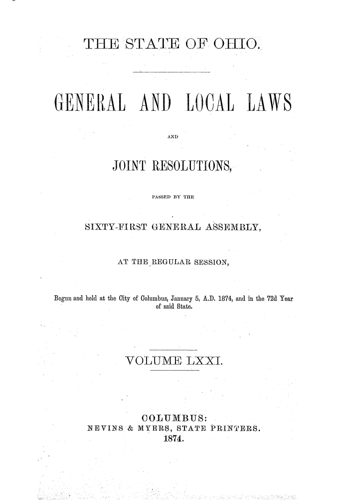 handle is hein.ssl/ssoh0216 and id is 1 raw text is: THE STATE OF OIO.