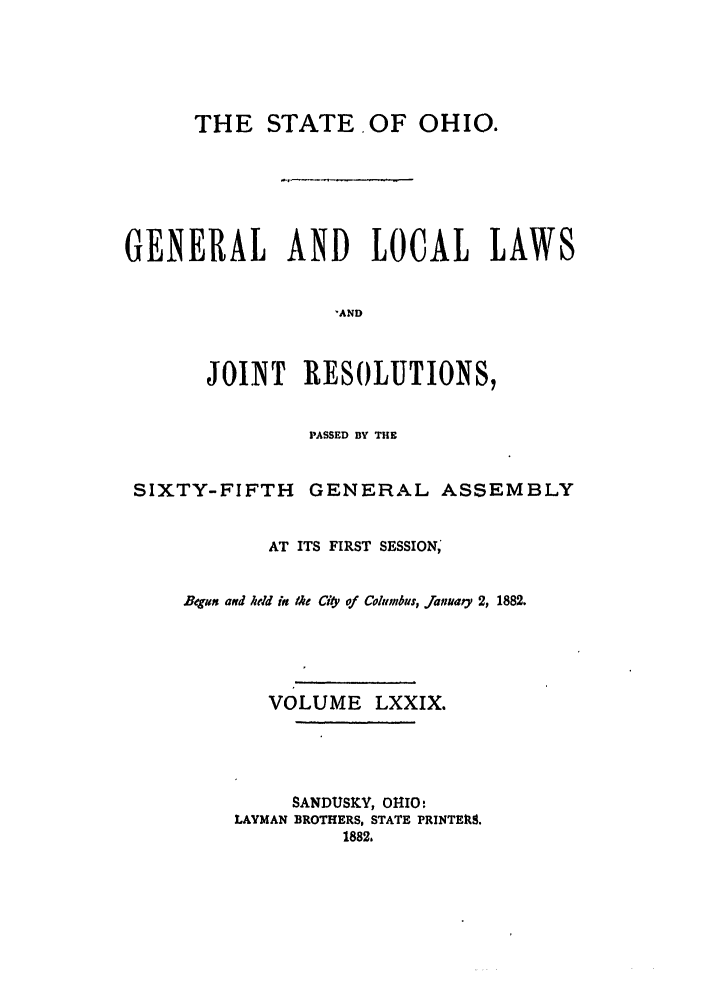 handle is hein.ssl/ssoh0224 and id is 1 raw text is: THE STATE. OF OHIO.