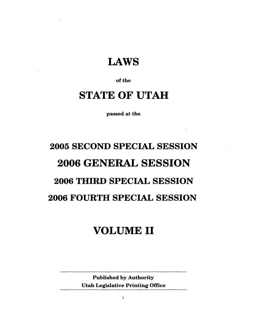 handle is hein.ssl/ssut0009 and id is 1 raw text is: LAWS