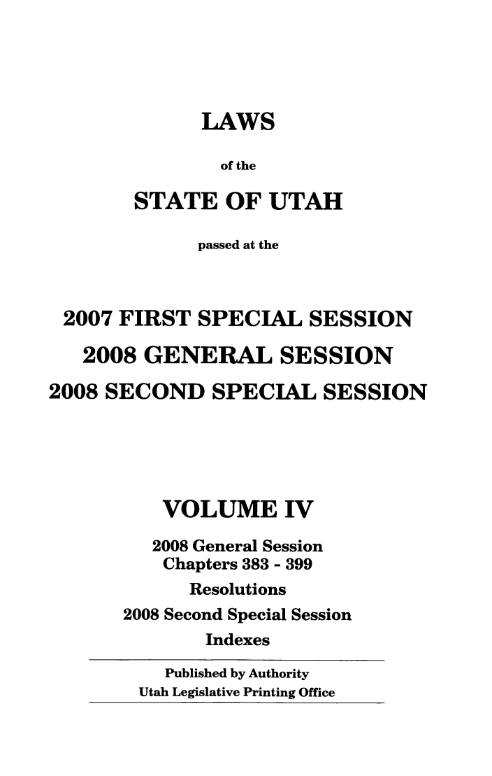 handle is hein.ssl/ssut0031 and id is 1 raw text is: LAWS