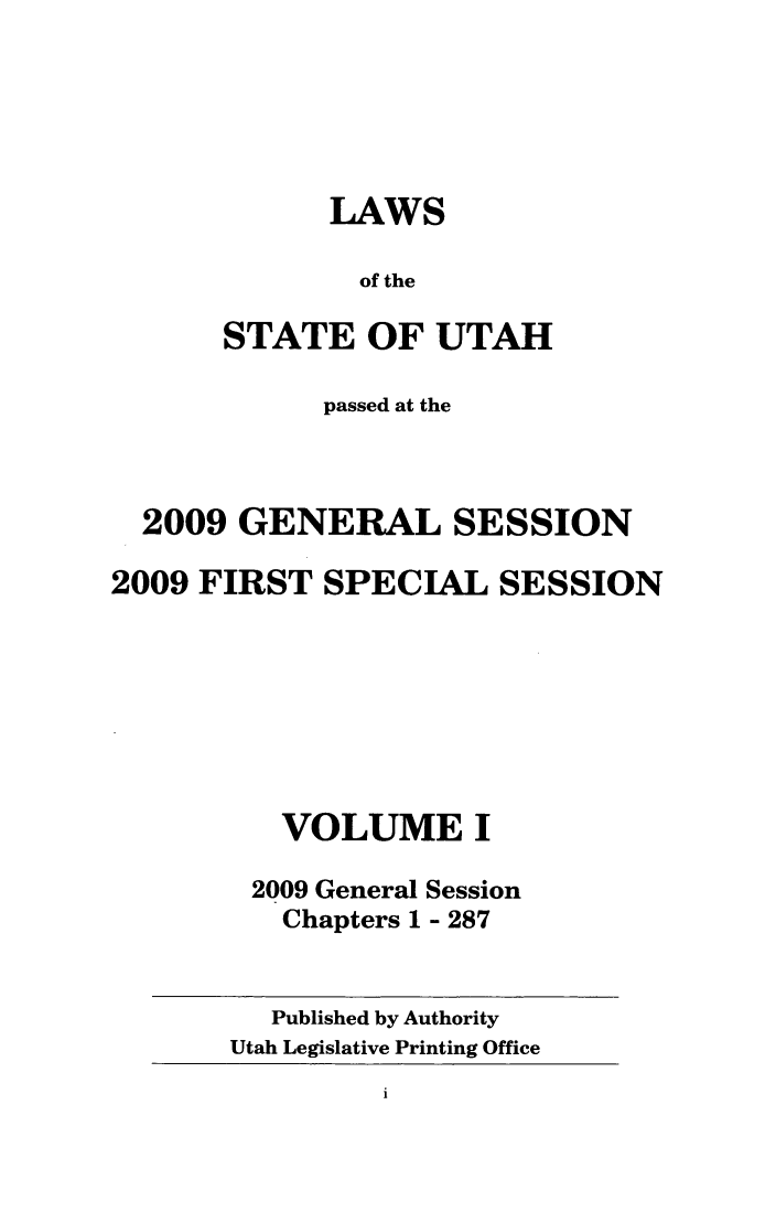 handle is hein.ssl/ssut0032 and id is 1 raw text is: LAWS