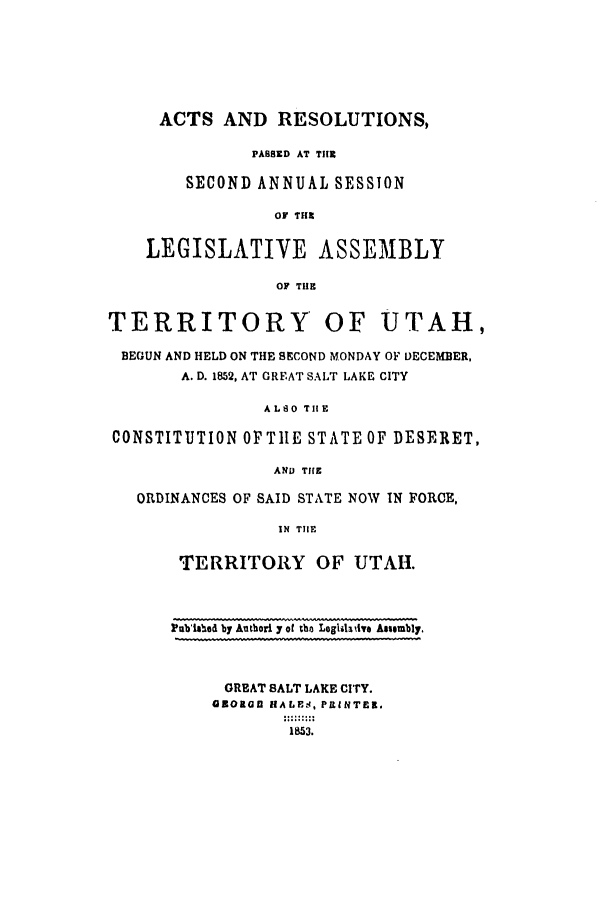 handle is hein.ssl/ssut0080 and id is 1 raw text is: ACTS AND RESOLUTIONS,