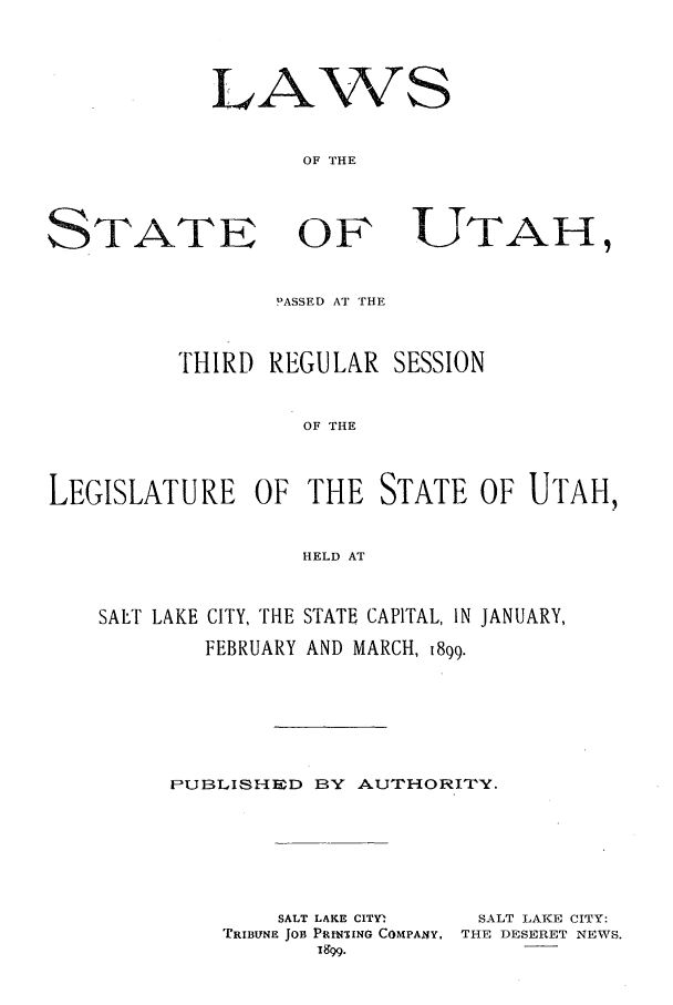 handle is hein.ssl/ssut0113 and id is 1 raw text is: LA
