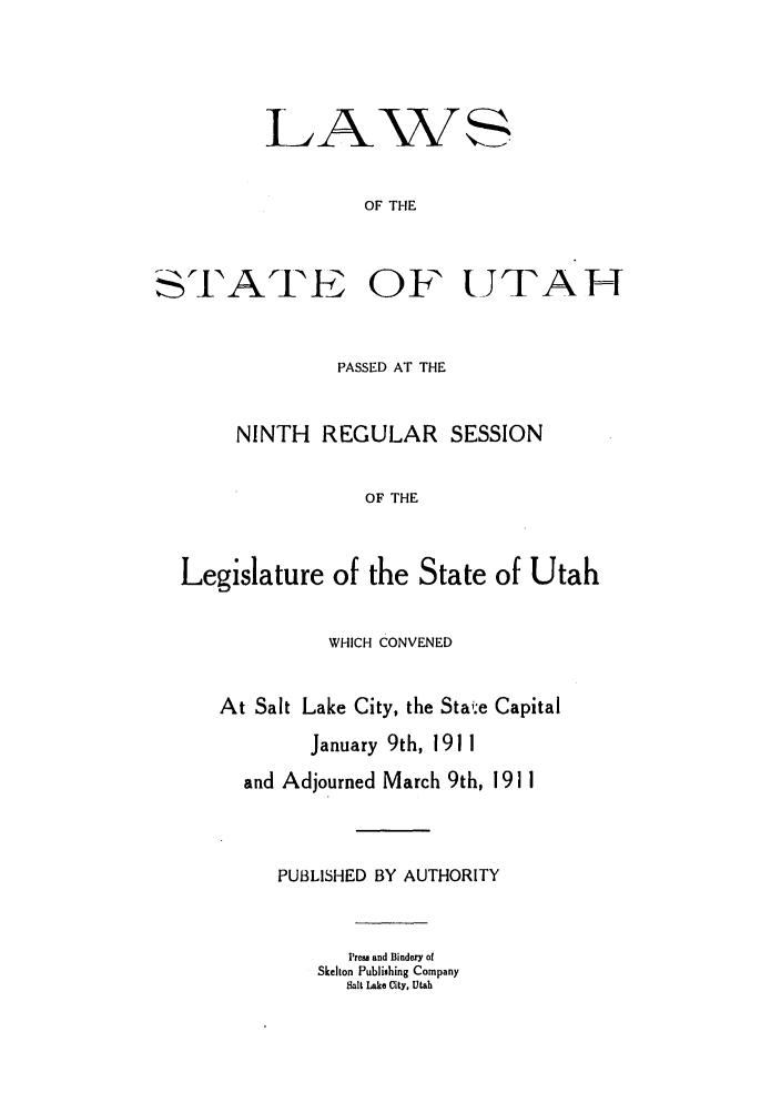 handle is hein.ssl/ssut0119 and id is 1 raw text is: LIA