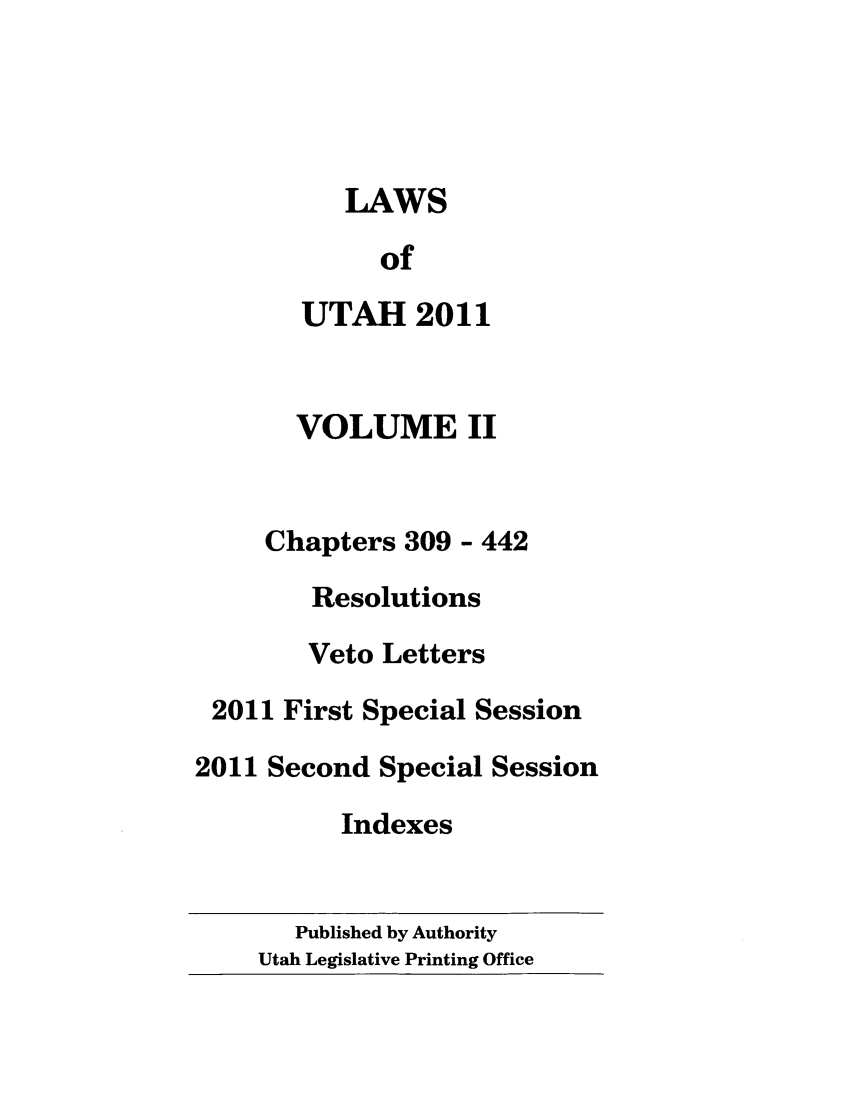 handle is hein.ssl/ssut0141 and id is 1 raw text is: LAWS