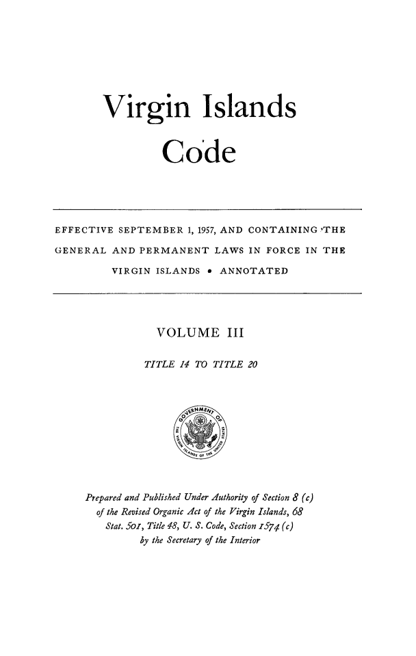 handle is hein.ssl/vicode0003 and id is 1 raw text is: 