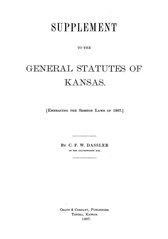 handle is hein.sstatutes/geskss0002 and id is 1 raw text is: SUPPLEMENT