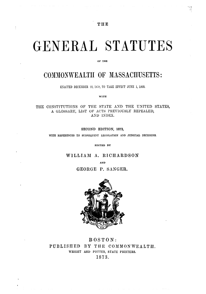 handle is hein.sstatutes/gscomtef0001 and id is 1 raw text is: THE