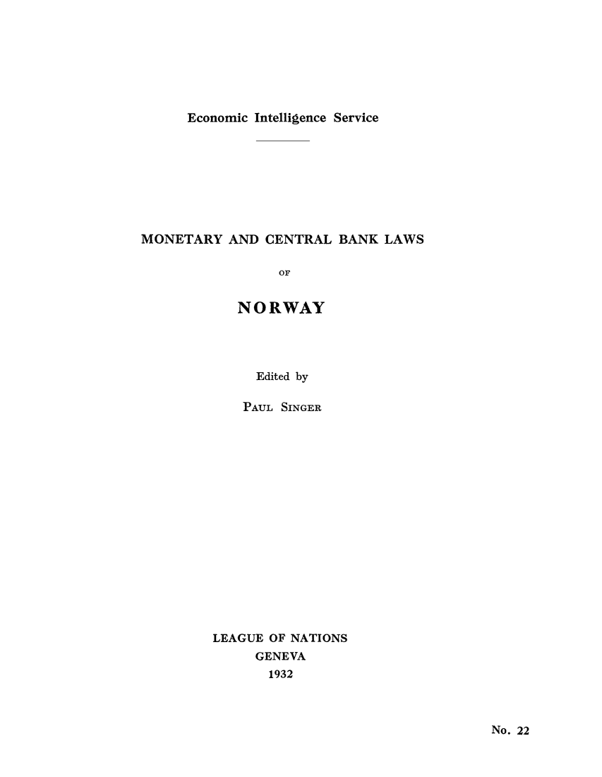 handle is hein.tera/moncenb0022 and id is 1 raw text is: Economic Intelligence Service