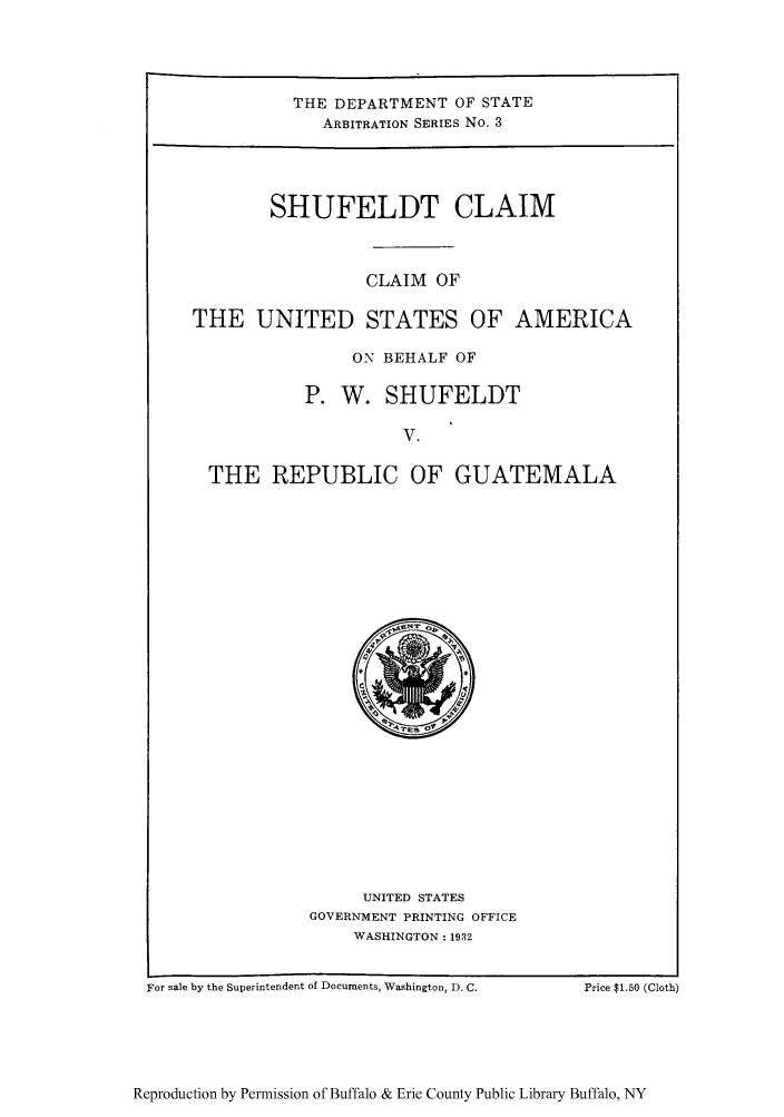 handle is hein.trials/claius0001 and id is 1 raw text is: THE DEPARTMENT OF STATE