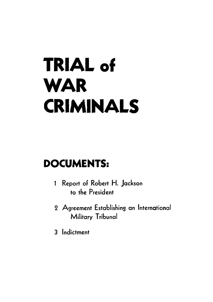 handle is hein.trials/tlowado0001 and id is 1 raw text is: TRIAL of
