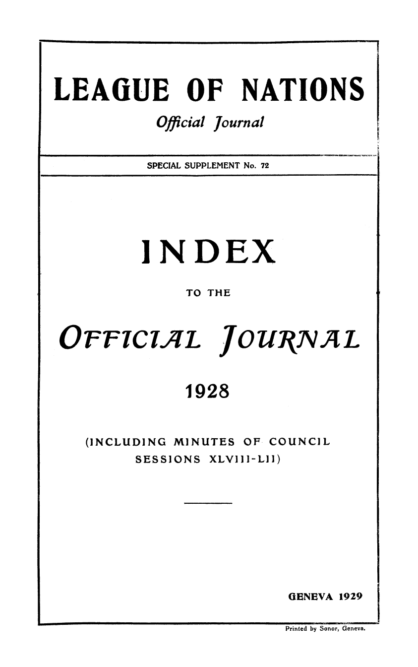 handle is hein.unl/offjrnsup0072 and id is 1 raw text is: LEAGUE