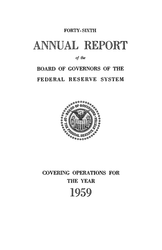 handle is hein.usfed/anlbgovfed0046 and id is 1 raw text is: FORTY- SIXTH