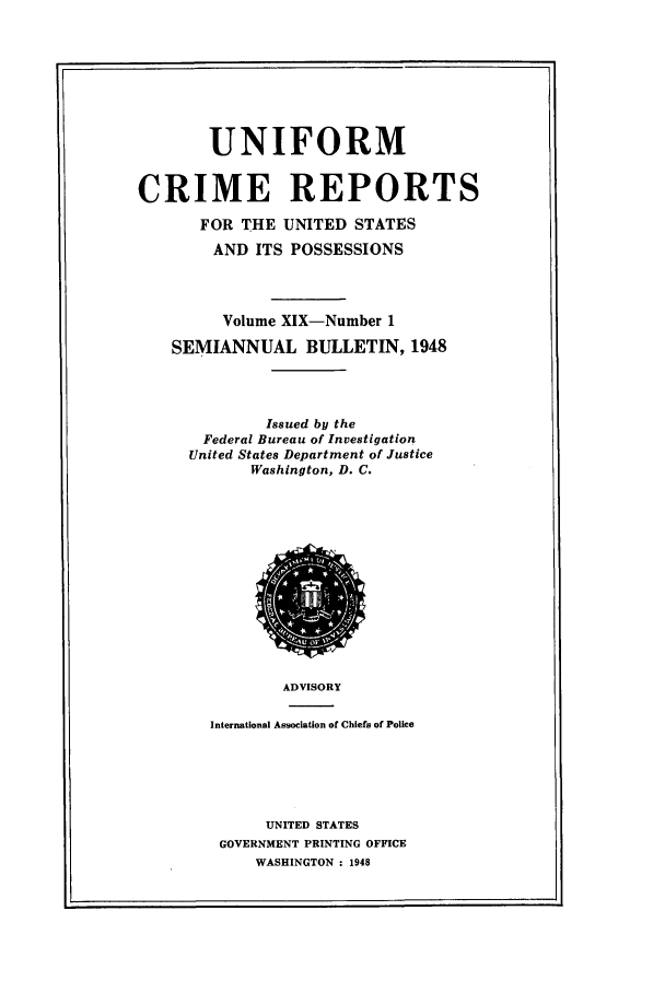 handle is hein.usfed/unifor0019 and id is 1 raw text is: UNIFORM